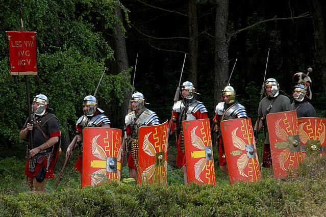 Did Roman soldiers marching between forts in the North have enlisted Judeans, far from home amongst their ranks?