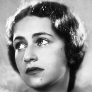 Actress Dame Peggy Ashcroft
