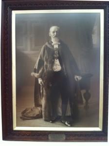 Lord Mayor Jacob Moser