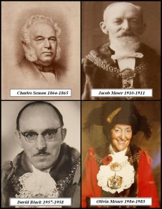 The four Jewish Mayors of Bradford