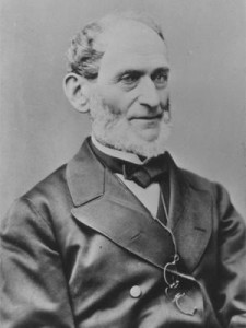 Sir Jacob Behrens 1806-1889