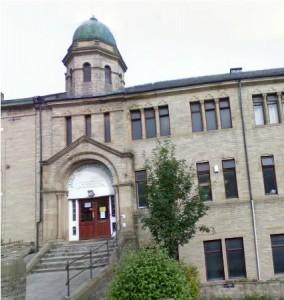 The former Spring Gardens Synagogue, Manningham Lane, Bradford