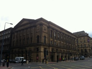 St Georges Hall on Bridge Street