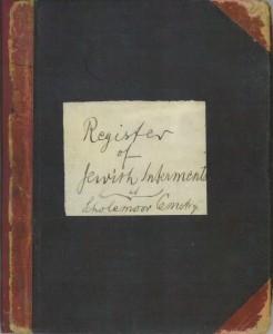 Cemetery Register 1877-1922