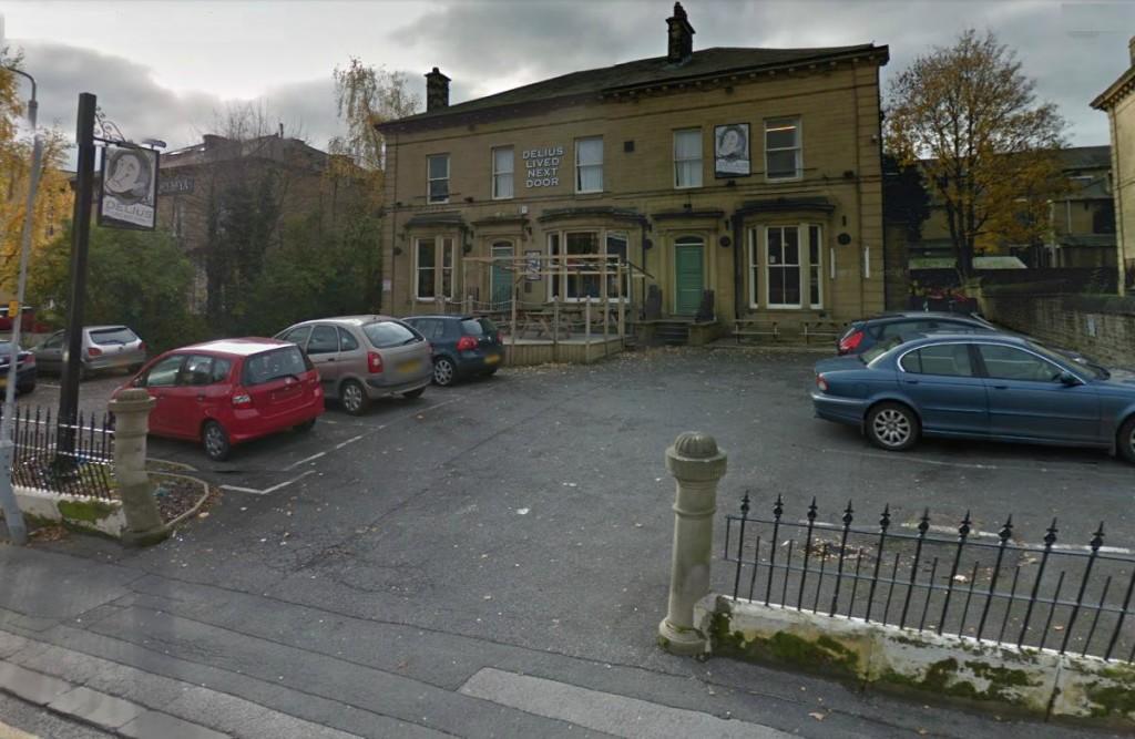 Delius Lived Next Door, Claremont, Great Horton Road, Bradford