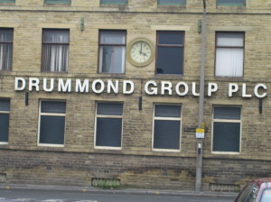 Drummonds Mill, Lumb Lane Bradford