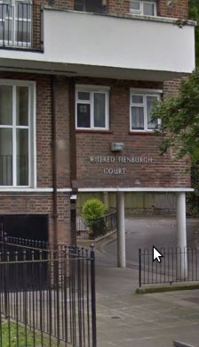 Wilfred Fienburgh Court, Carleton Road near Tufnell Park, London.