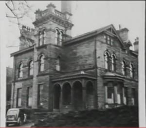Bradford Jewish Hostel, Parkfield Road, circa 1940s